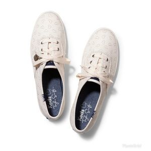 Taylor Swift Champion Embroidery Hearts Sneaker
